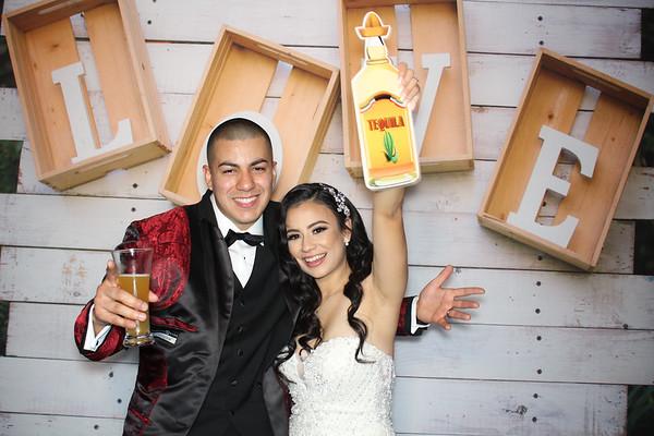 VANESSA AND OSVALDO  -  WEDDING, SUNOL