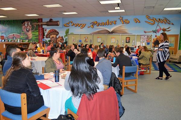 Blended Learning Showcase at Weber Elementary