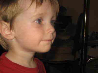 Aidan's Christmas 2005