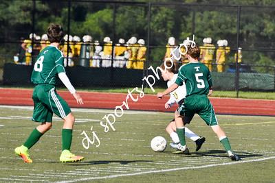 Trinity Boys Soccer vs St X - Freshmen