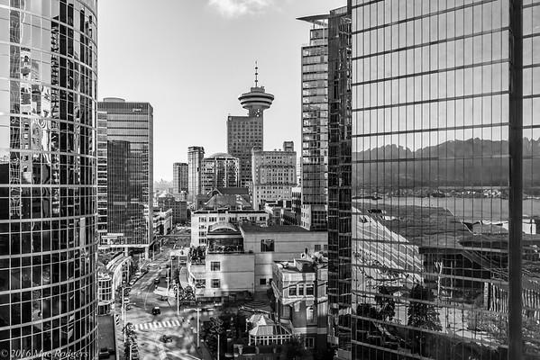 Vancouver 2016 B&W