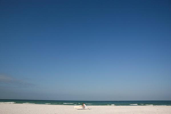 Transformative Touch, Beach