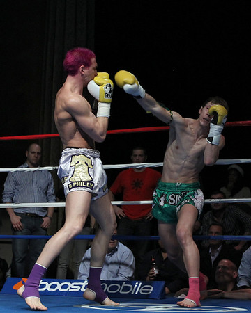 Friday Night Fights - Varga v Greskiwicz - Feb 2010