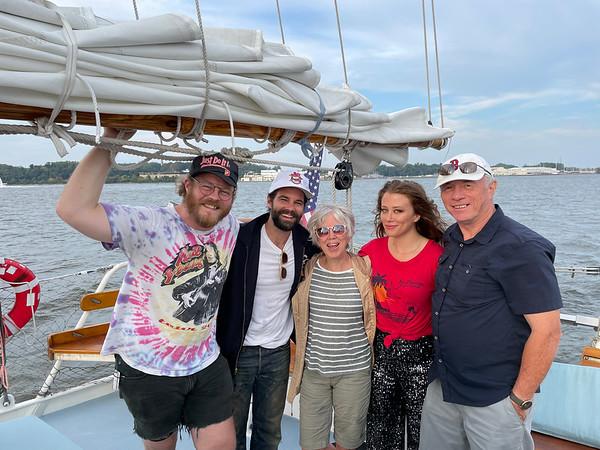 Annapolis MD concert & sail