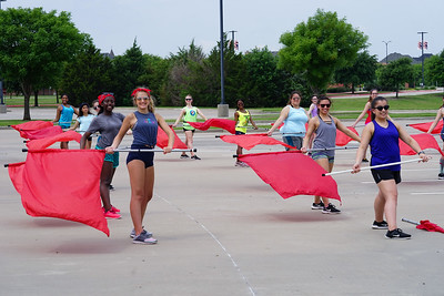 Color Guard Camp, June 3-5, 2019