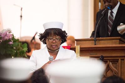 Ordination of Deaconess Linda Taylor -- 09/21/2014