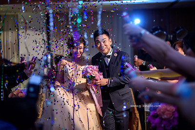 Ricky + Yean Theng