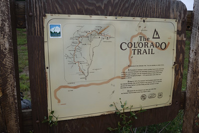 Colorado Trail, July 2019