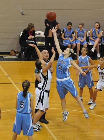 8th Grade B-Team Tournament 2011