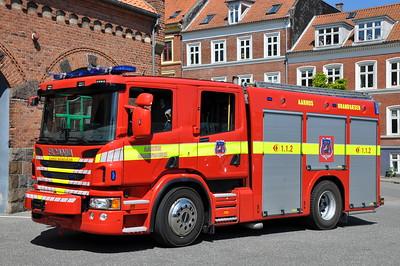 Professional Fire Brigade / Brandvaesen