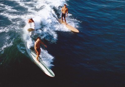 SURFING IN THE 50'S