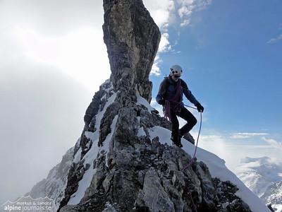 Südtirol, Italy alpine touring