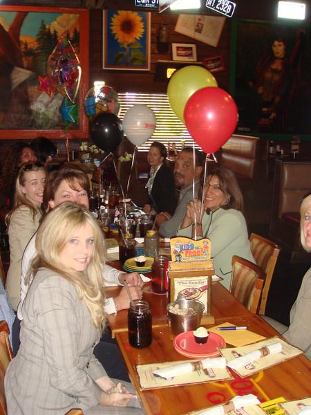 Lynne Birthday event