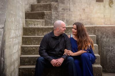 Wyatt & Vanessa engagement  7/29/19