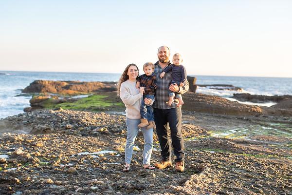 Erik + Marisa Family