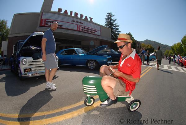 Fairfax Car Show