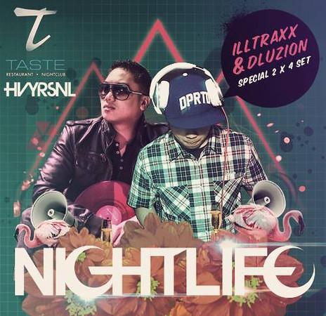Nightlife @ Taste Restaurant & Nightclub 12.6.13
