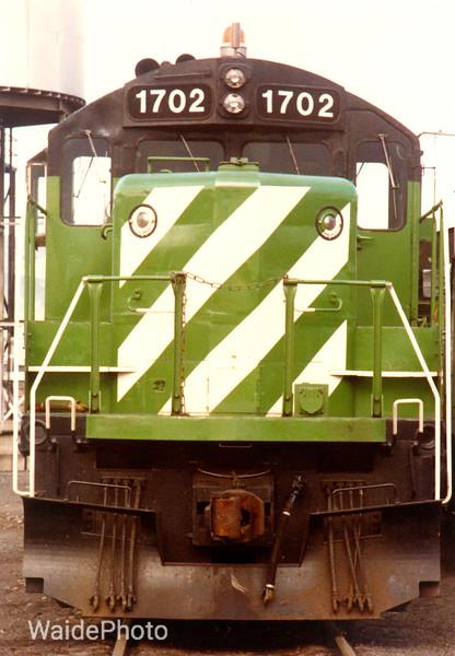 East Lewiston, Idaho 1981.