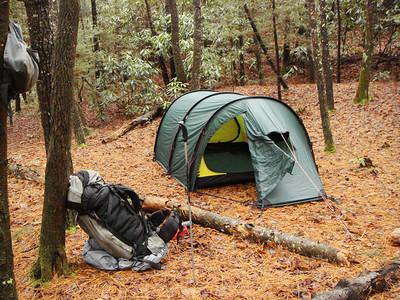 The Hilleberg Keron Tent  Trip 104