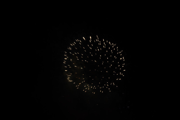 Fire works 2018