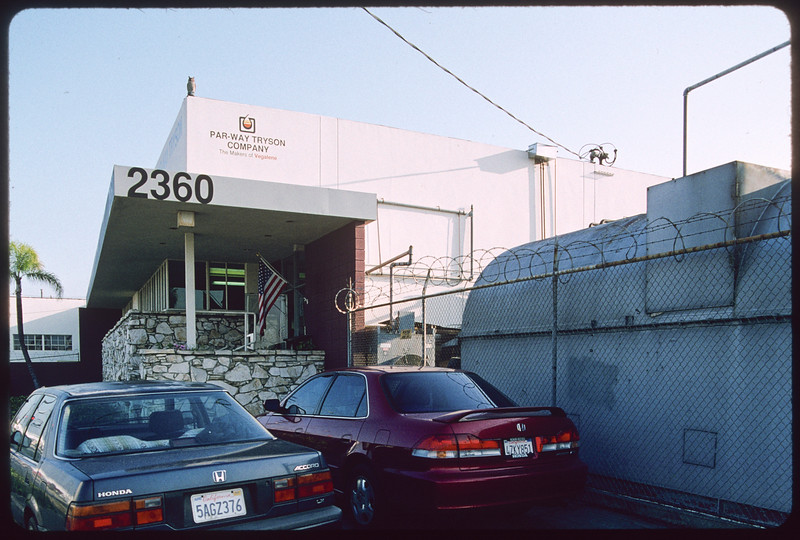 Industrial and commercial sites in Monterey Pass Road and South Garfield Avenue, Monterey Park and Commerce, 2004.