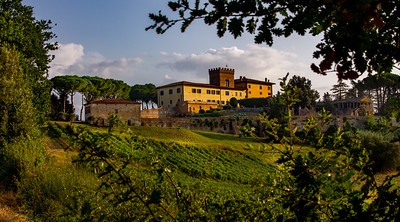 Tuscany - Pancole, Certaldo & San Gimigmano - 2018