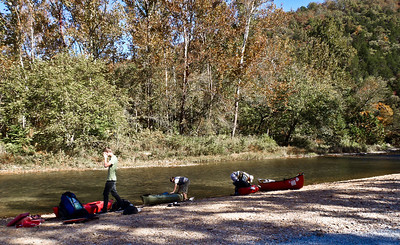 Current River October 2010