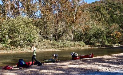 Current River October 2010