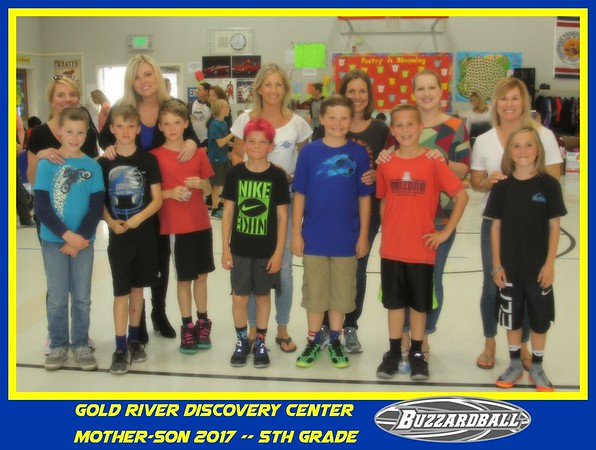 APRIL 21ST, 2017 | Gold River Discovery Center Mother-Son Event