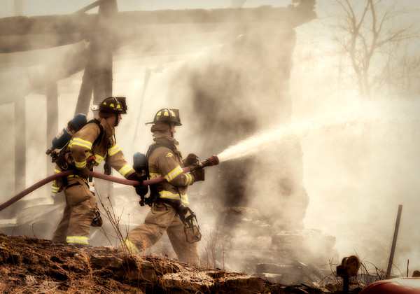 March 18th Barn Fire