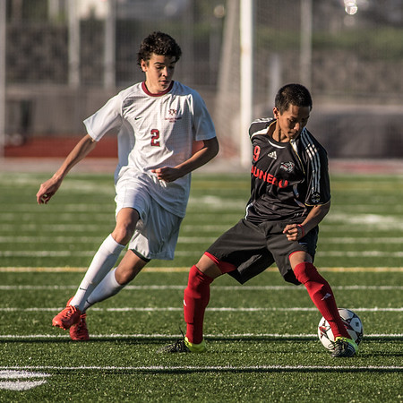 Eastlake Soccer Vs Juneau 2016