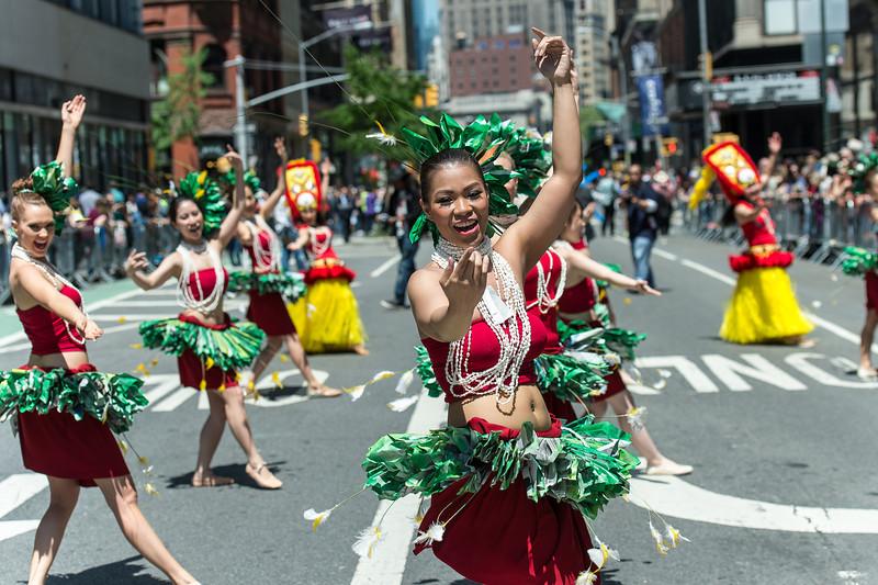 Aveida Dance  - Polynesian
