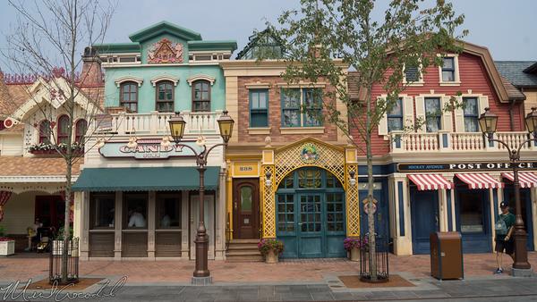 Shanghai Disneyland, Shanghai, Disneyland, Mickey Avenue, Mickey, Avenue, Main Street, Main, Street