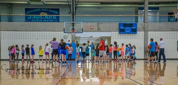 Jefferson Girls Traveling Basketball