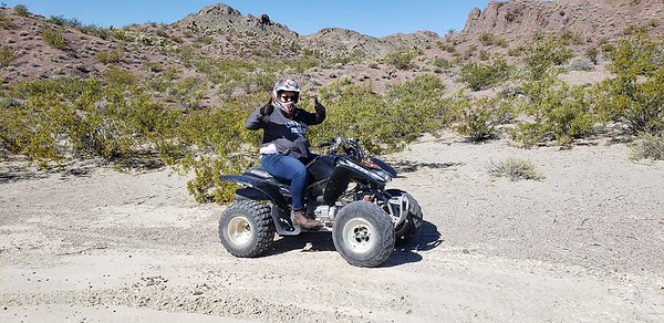 5-1-19 Eldorado Canyon ATV & Goldmine Tour