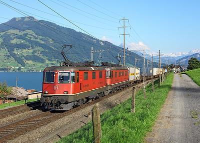 Gotthard Route