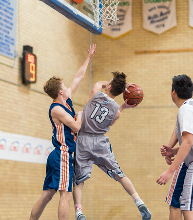 Boys - NBCHS vs Tommy Douglas