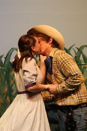 Oklahoma Saturday Performance