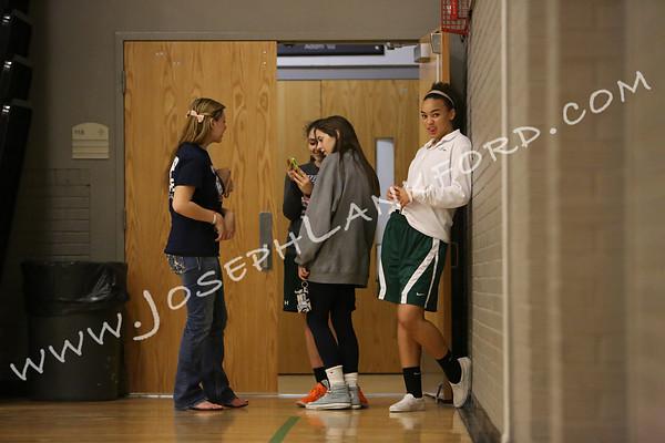BMCHS vs Harrah Freshman Girls