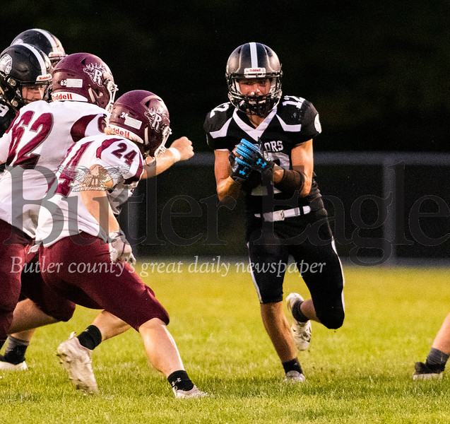 MONITEAU VS RIDGWAY FOOTBALL