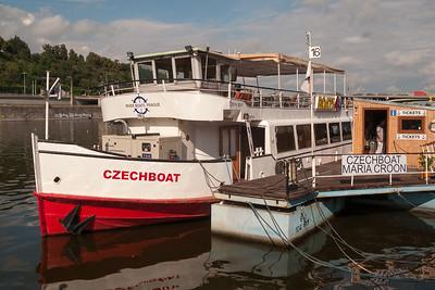 UJOP - Vltava boat ride