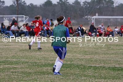 Soccer Challenge vs. Hurricanes 1/23/10
