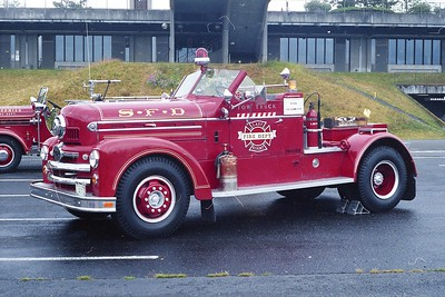 WASHINGTON FIRE DEPARTMENTS