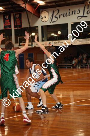 Bankstown 1 Vs Hills 1 15-5-09