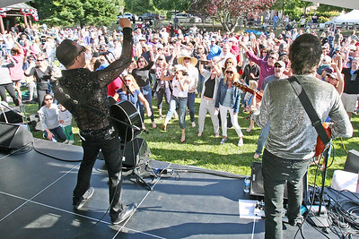 BELVEDERE CONCERTS IN THE PARK - SUPER DIAMOND 6/18/2019