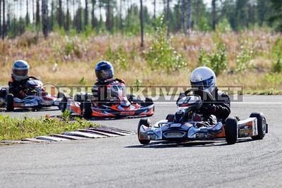 2012.8 SavoCup karting Kitee 19.8.2012 LA ja SU