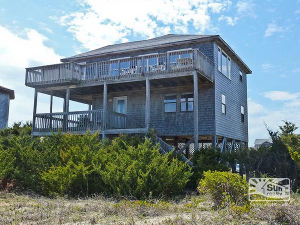 Sunshine Haven S-71 Oceanfront Exterior