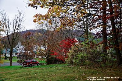 New England November 4 - 7 2017