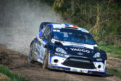 54éme Rallye du Touquet 2014