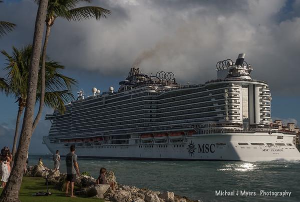 2020 Cruise Ships